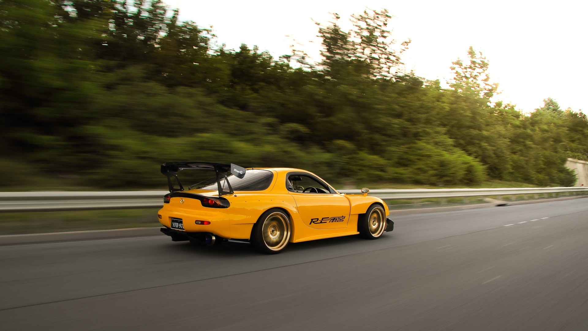 mazda rx7 wallpaper #24