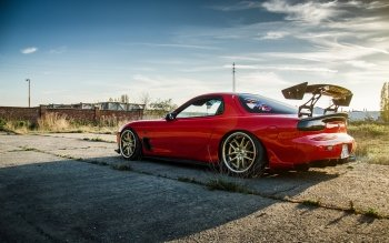 36 Mazda RX-7 HD Wallpapers | Backgrounds - Wallpaper Abyss