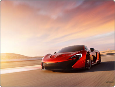 McLaren P1 wallpapers and high resolution pictures