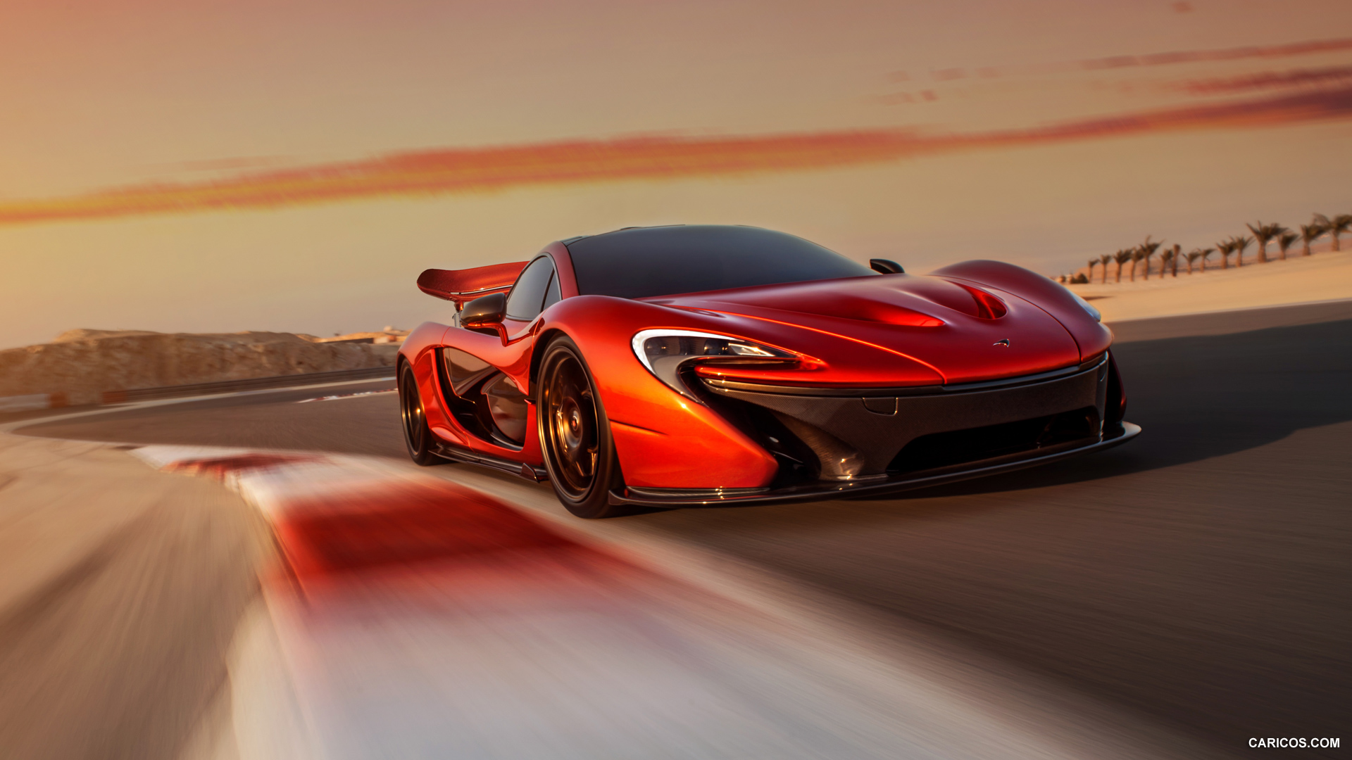 2014 McLaren P1 - Front | HD Wallpaper #14