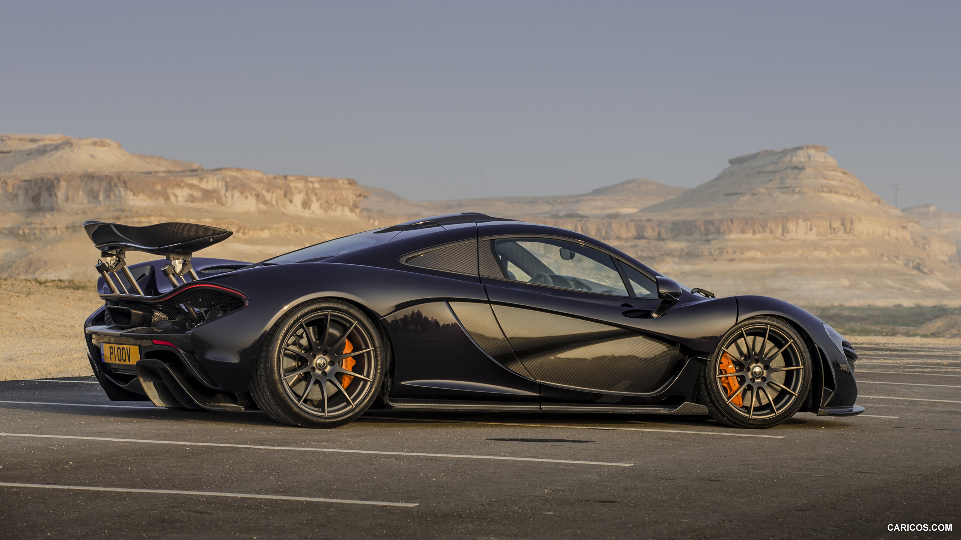 2014 McLaren P1 - Side | HD Wallpaper #101