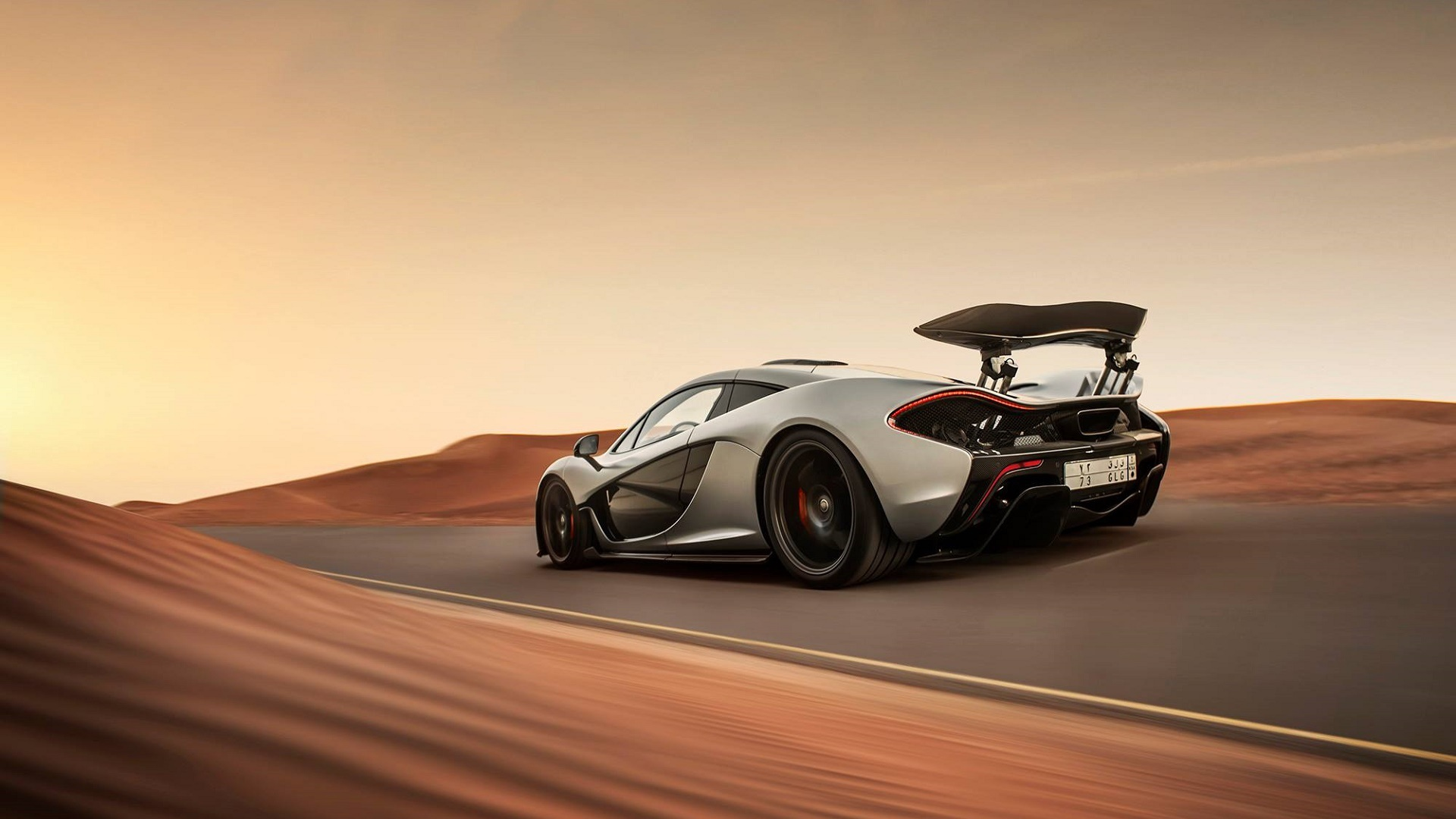 Collection of Mclaren P1 Wallpaper on HDWallpapers