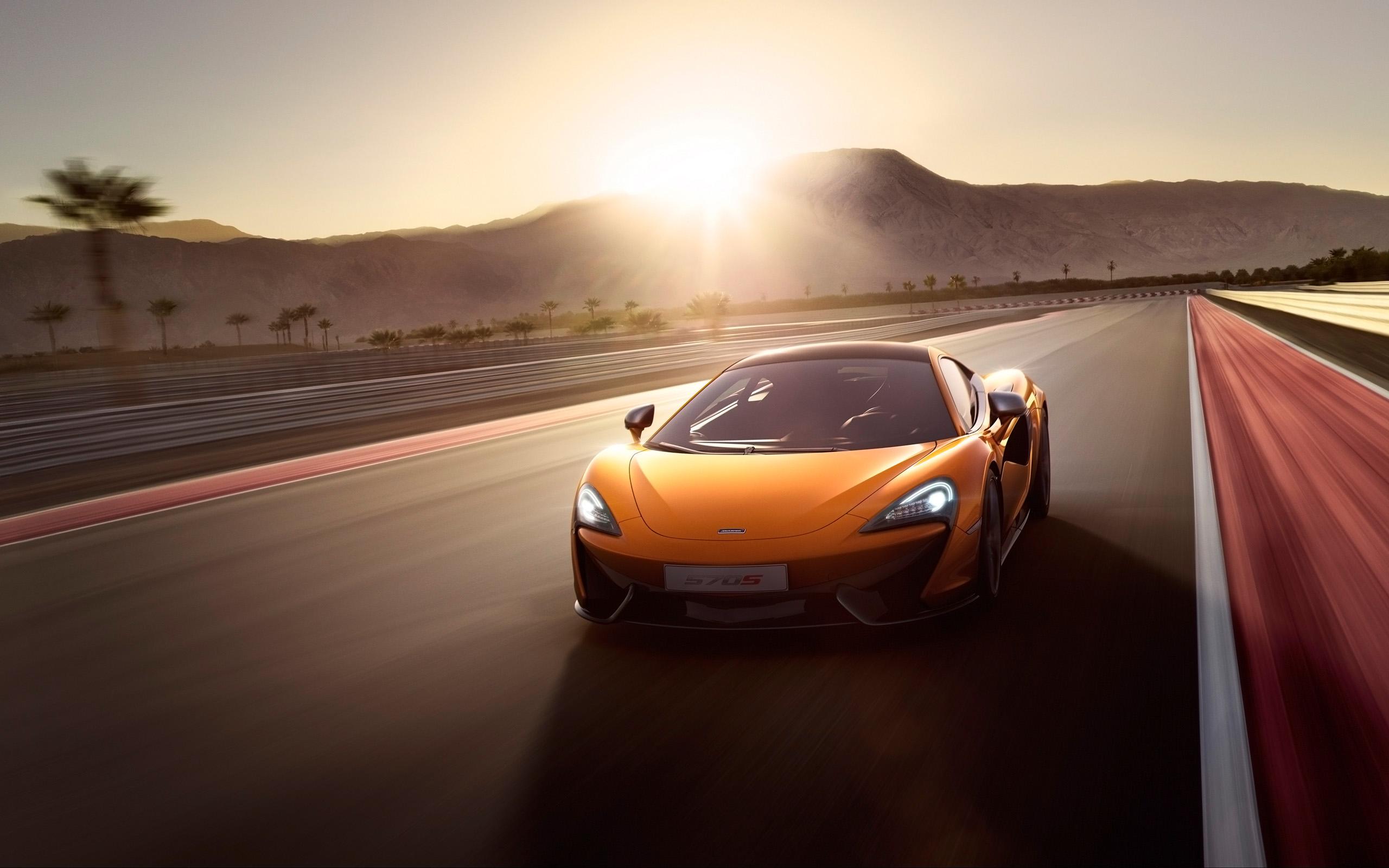 2015 McLaren 570S Wallpapers | HD Wallpapers