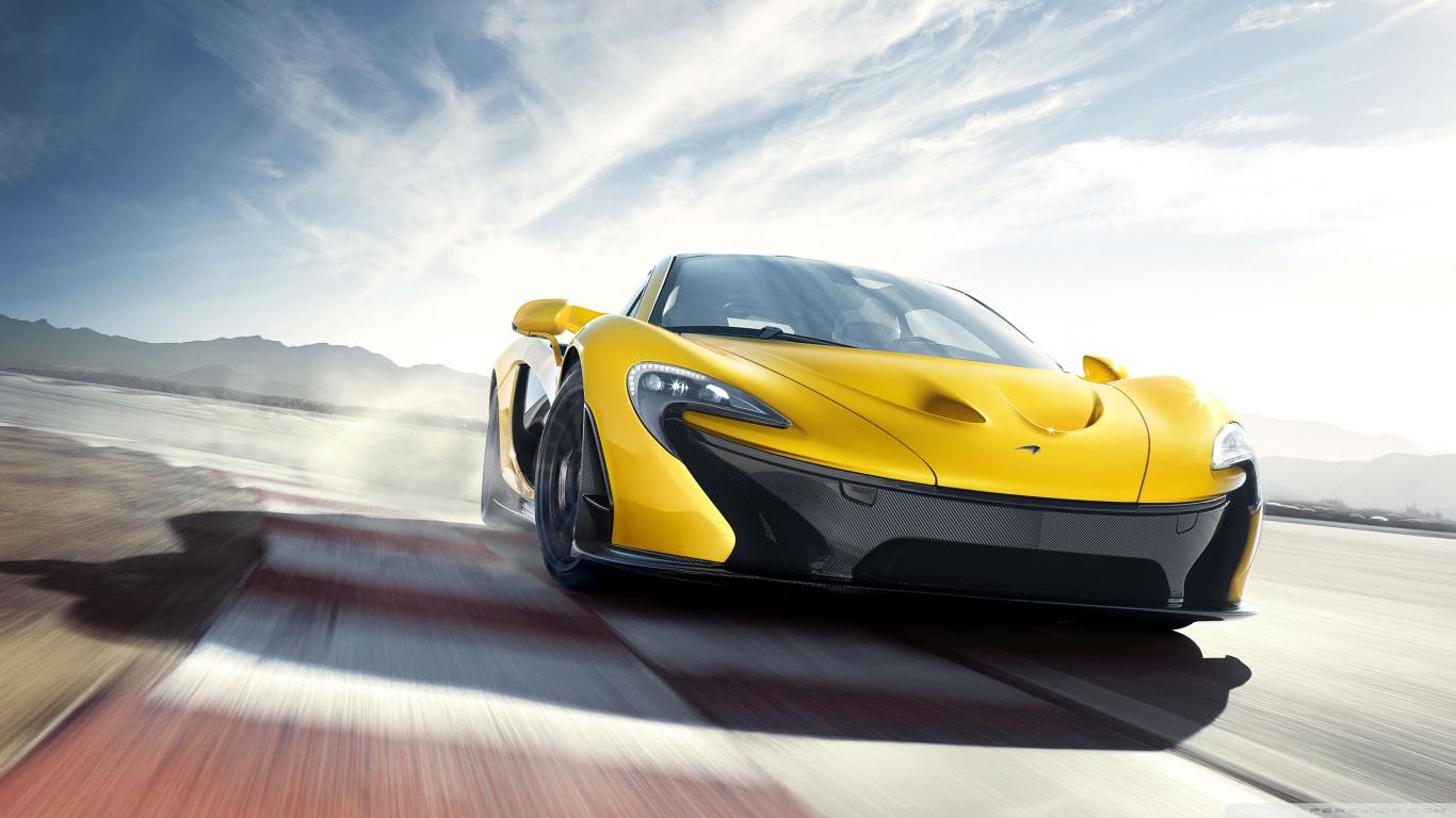 2014 McLaren P1 Car HD desktop wallpaper : High Definition