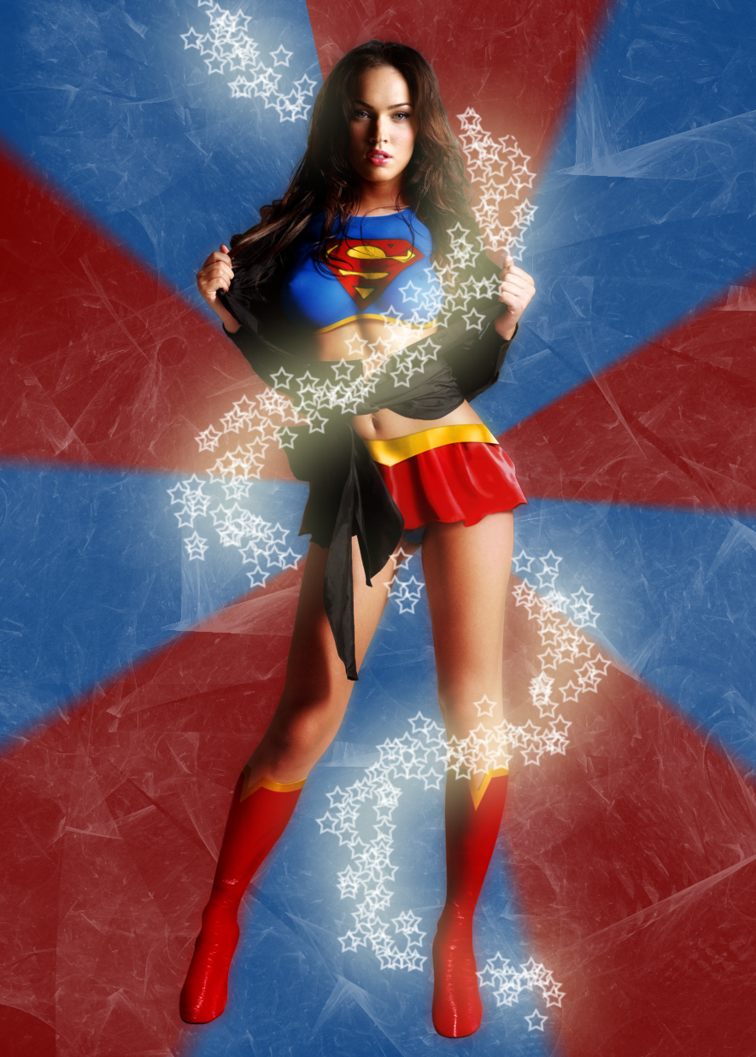 love quotes: megan fox supergirl wallpaper
