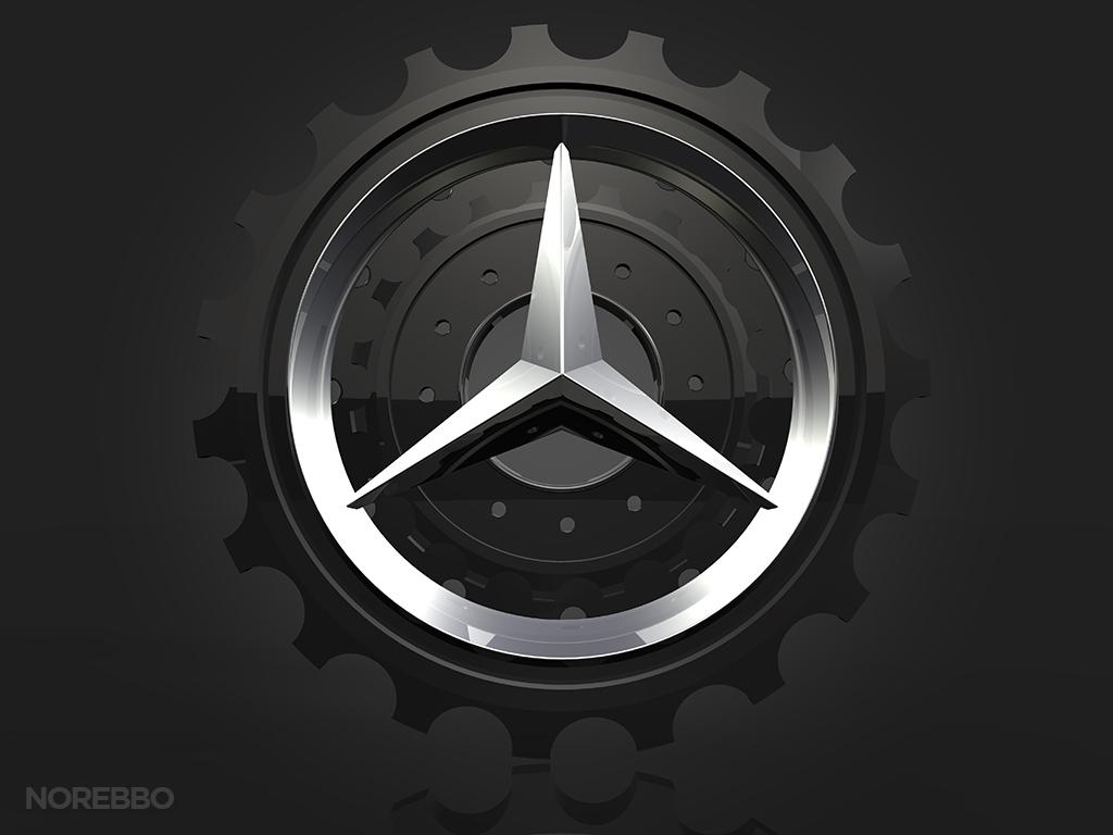 Mercedes Logo Wallpaper 1080p ~ Sdeerwallpaper