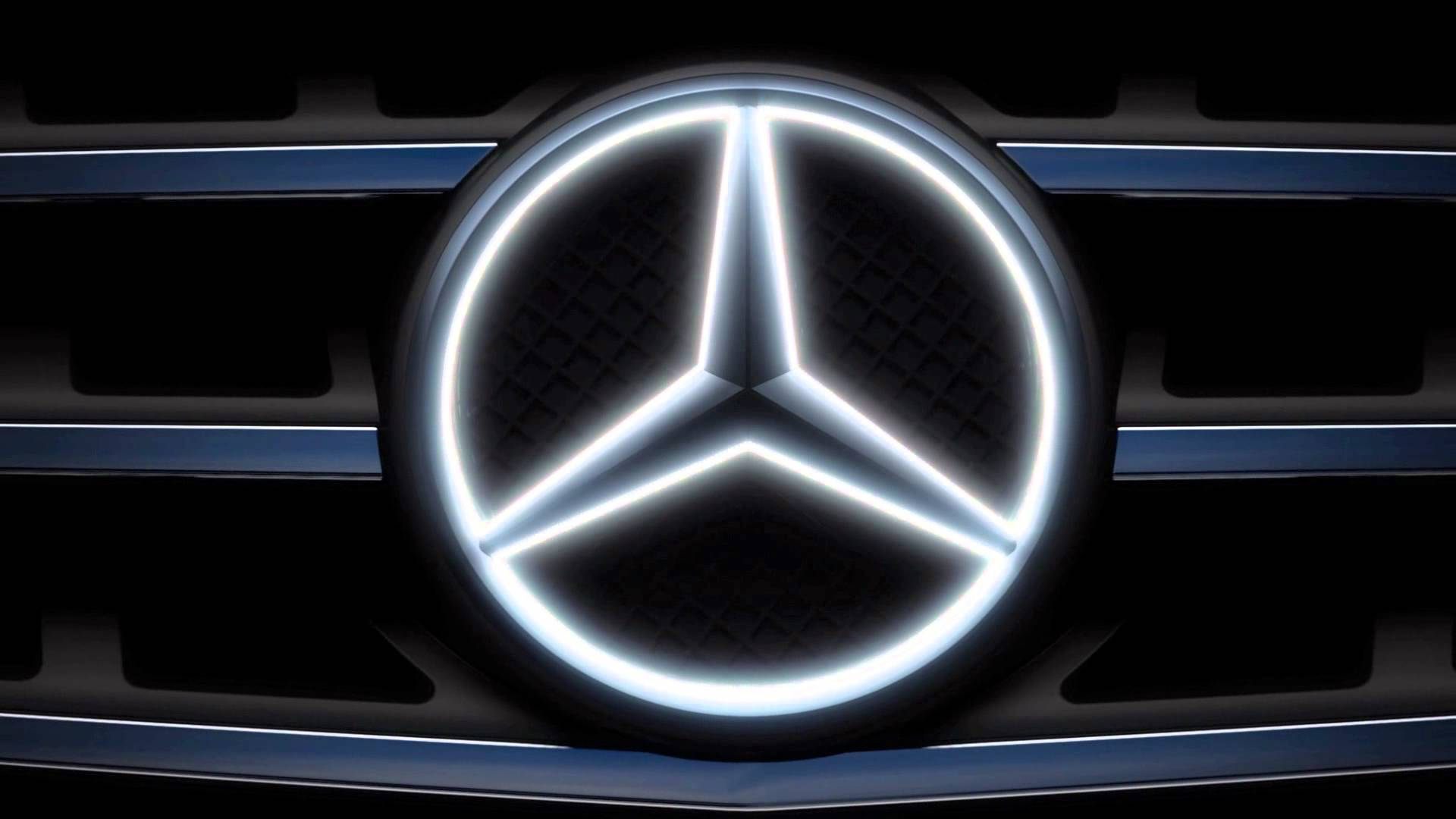 Mercedes Logo Wallpapers Group (67+)