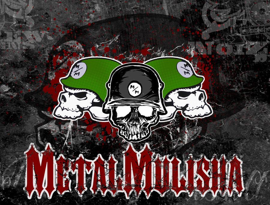 Metal Mulisha Logo Wallpaper - WallpaperSafari