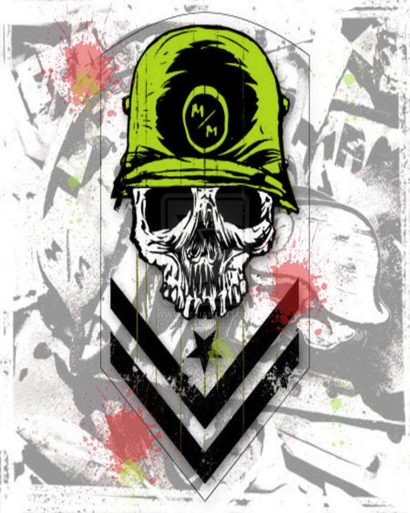 Metal Mulisha Skull Wallpaper - WallpaperSafari