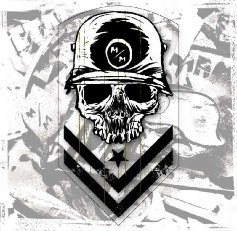 Metal Mulisha Wallpaper Graphic - WallpaperSafari