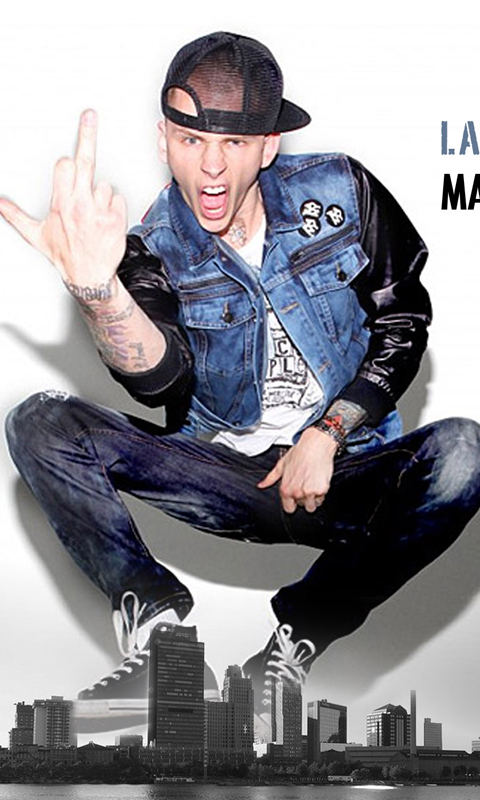 Free MGK Wallpapers APK Download For Android