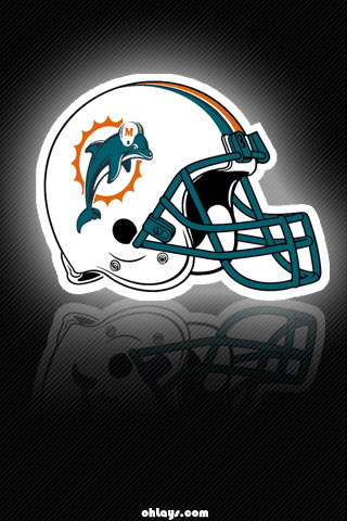 Miami Dolphins iPhone Wallpaper | #482 | ohLays