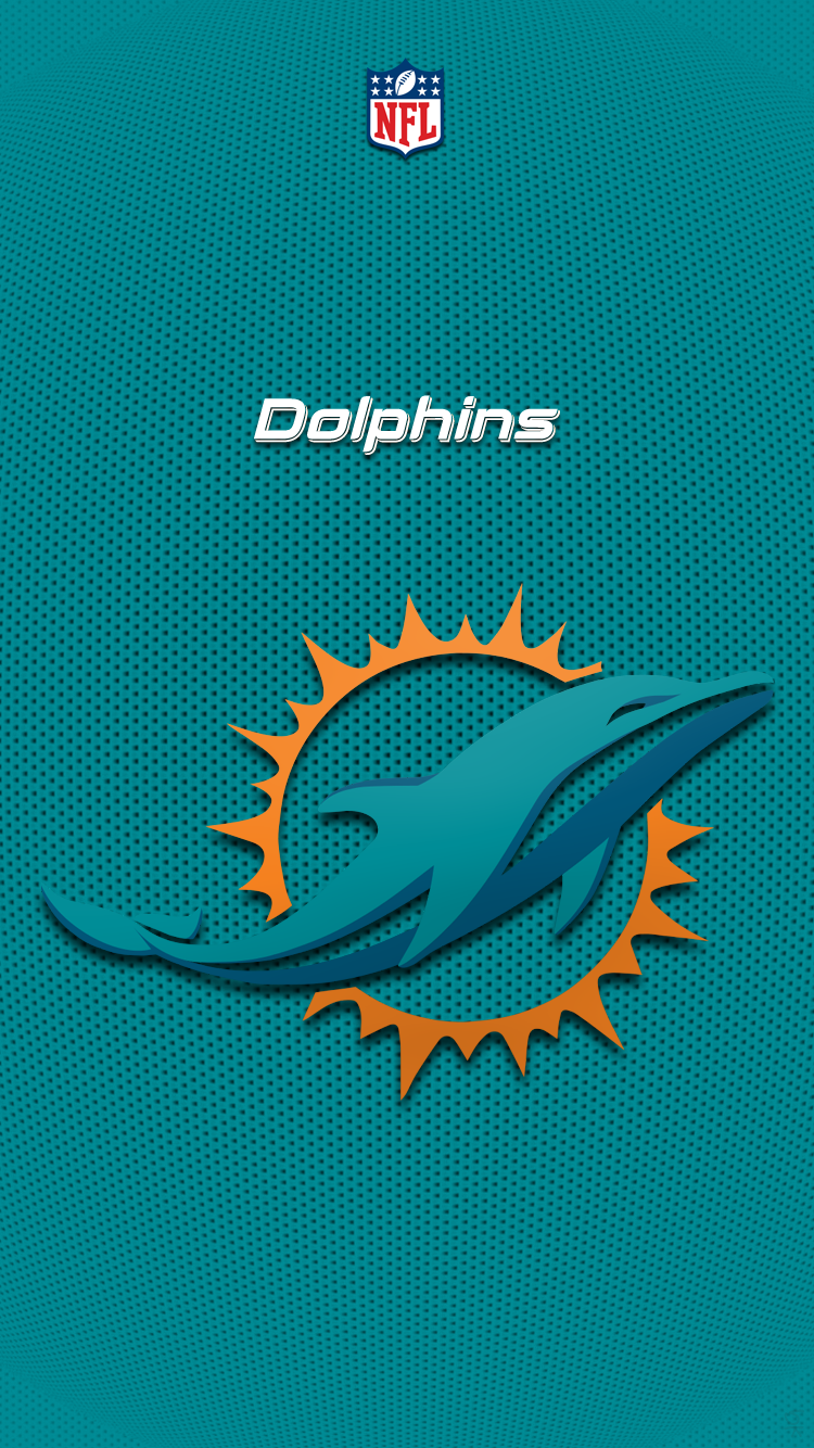 Miami Dolphins iPhone Wallpapers Group (60+)