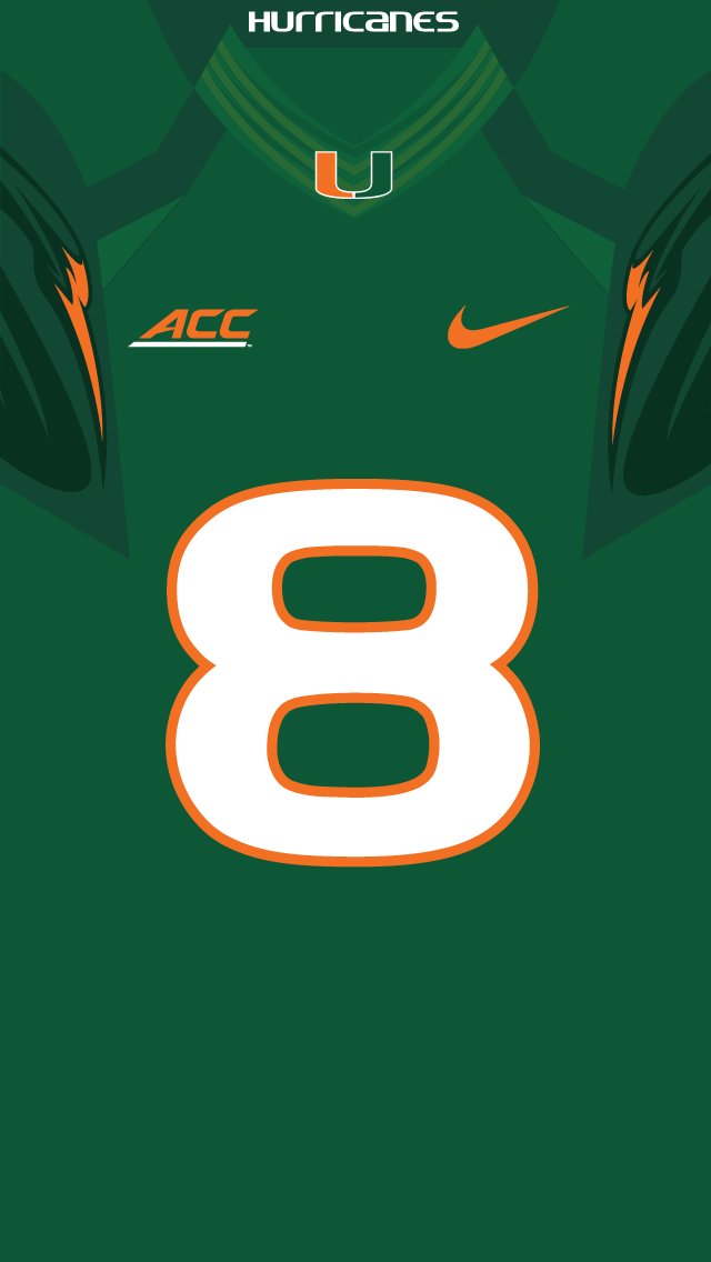 Mobile Wallpapers - University of Miami Hurricanes Official