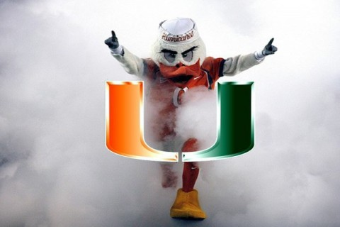 Free Miami+Hurricanes+College+Football wallpapers