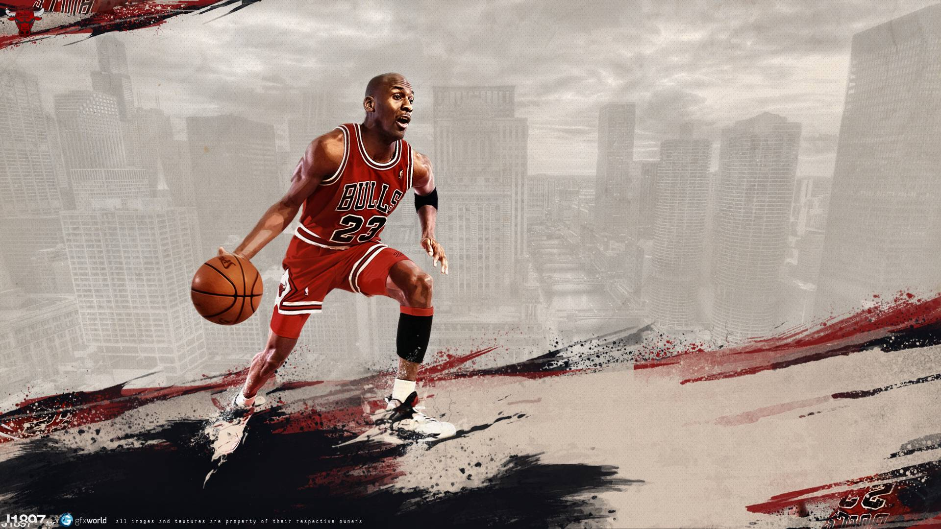 Michael Jordan HD Wallpapers - Wallpaper Cave