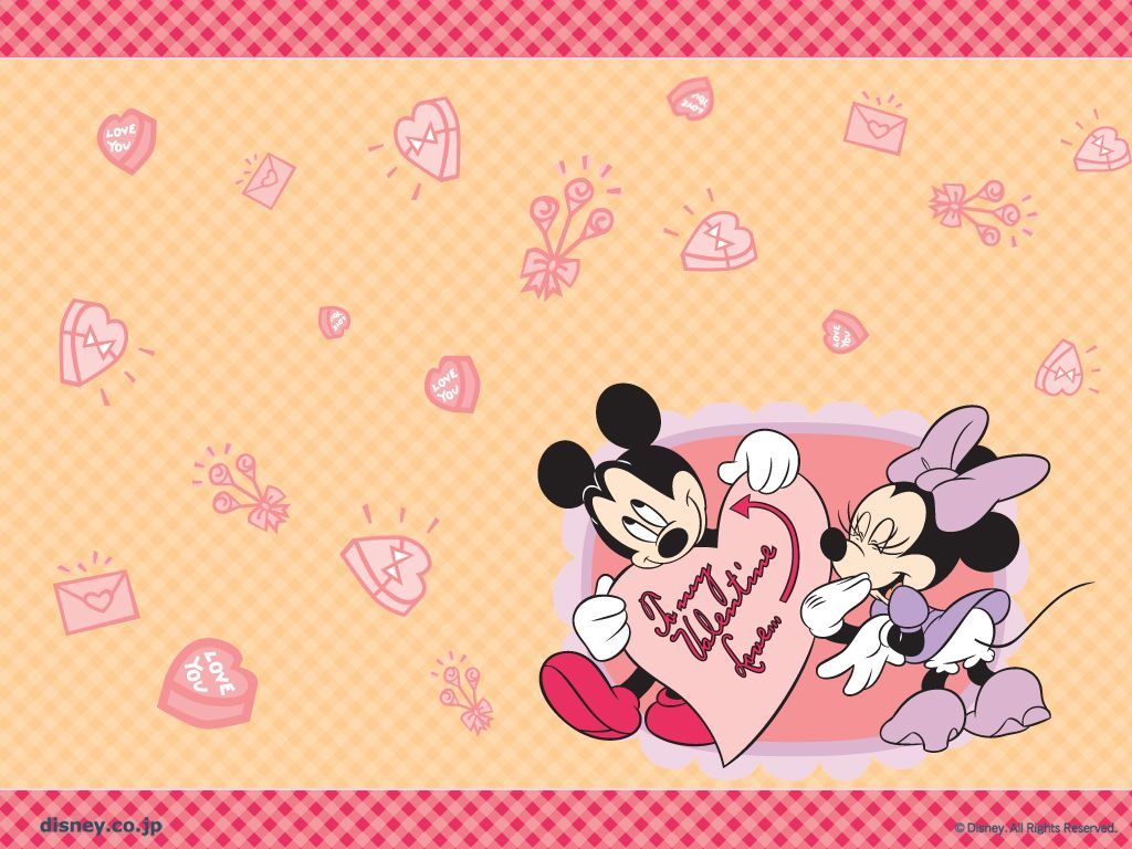 Wallpapers Mickey And Minnie Mouse Group (72+)