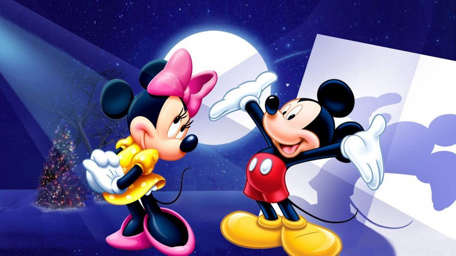 Mickey And Minnie Mouse Hd Mobile Wallpapers Free Download