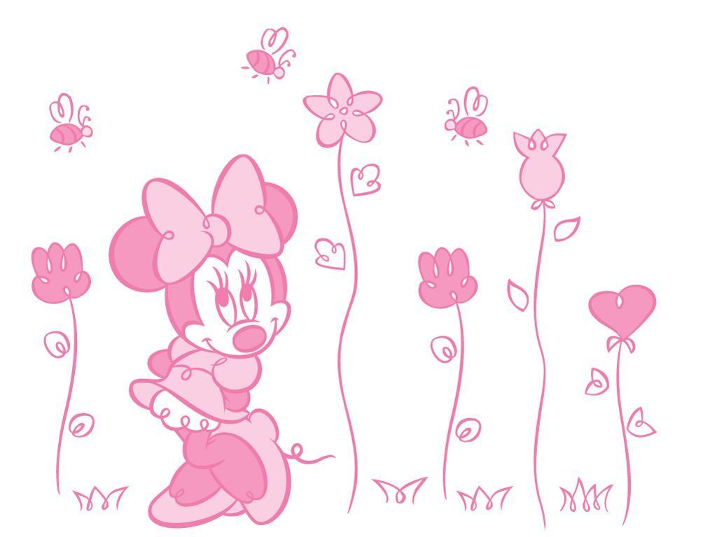 54 Minnie Mouse Wallpapers Pictures