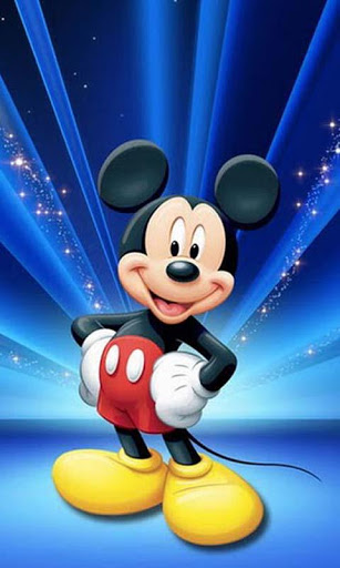 mickey mouse 3d wallpaper #7