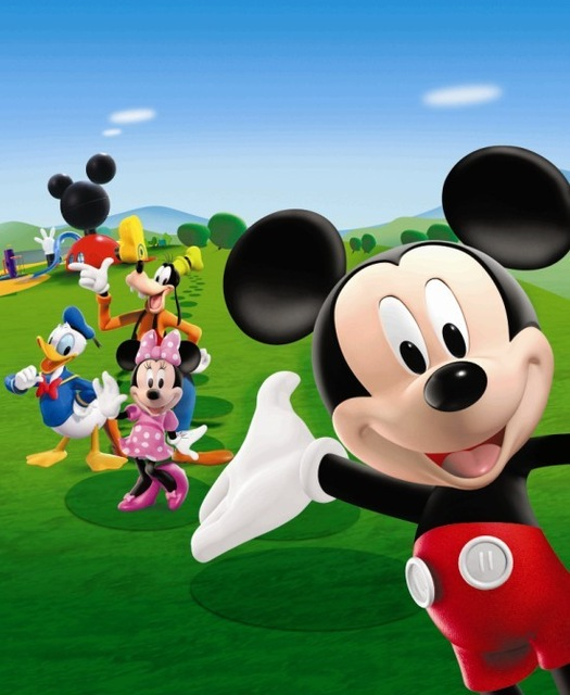 mickey mouse 3d wallpaper #11