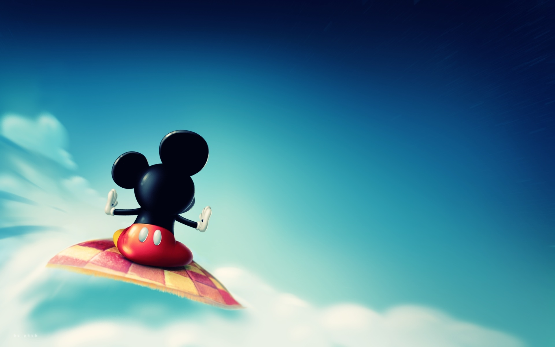 mickey mouse 3d wallpaper #21