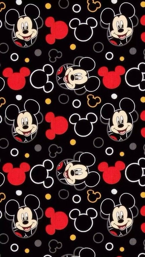 mickey mouse wallpaper | Mickey Mouse <3 | Pinterest | Disney
