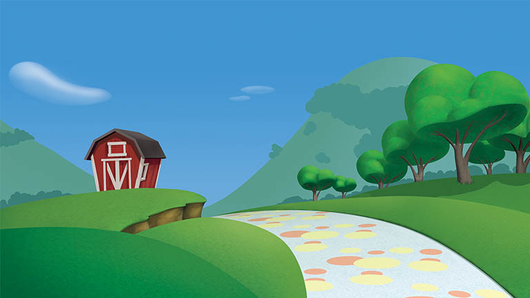 mickey mouse clubhouse background #2