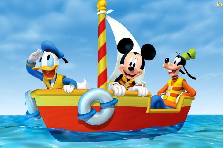 Mickey Mouse Wallpapers for Android, iPhone and iPad