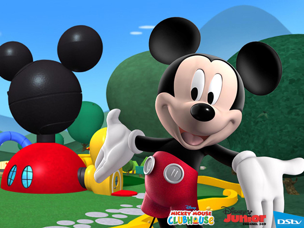 Mickey Mouse Clubhouse Images Wallpaper - Mickey Mouse Invitations