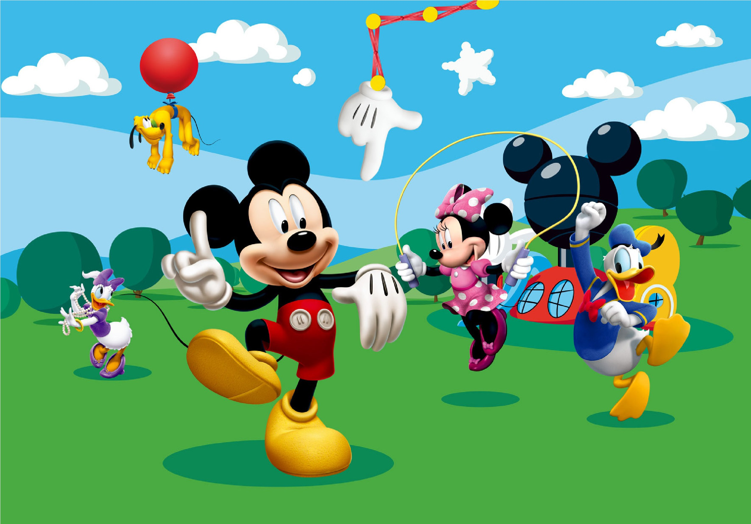 mickey mouse clubhouse images wallpapers #11