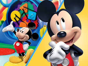 Mickey Mouse Clubhouse - All Games Page | Disney Junior