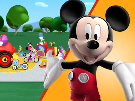 Mickey Mouse Clubhouse | Disney Australia Disney Junior
