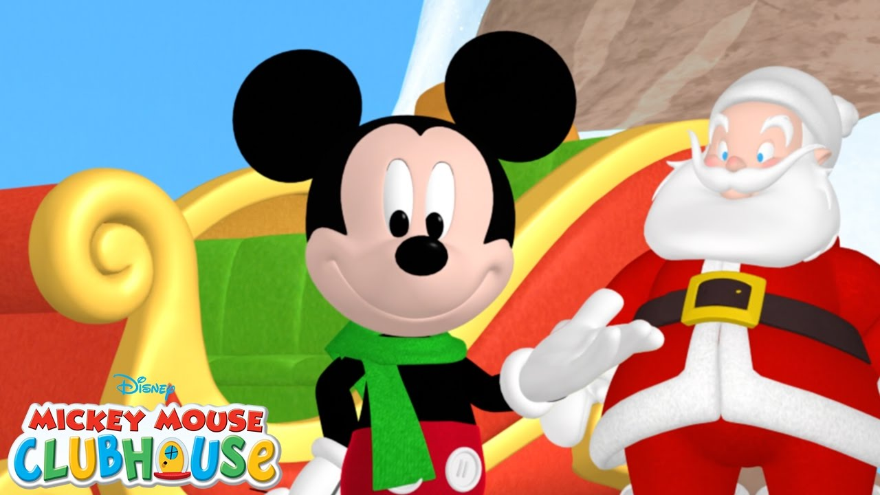 Mickey Saves Santa | Full Episode | Mickey Mouse Clubhouse
