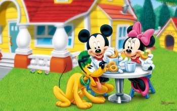 64 Mickey Mouse HD Wallpapers | Backgrounds - Wallpaper Abyss