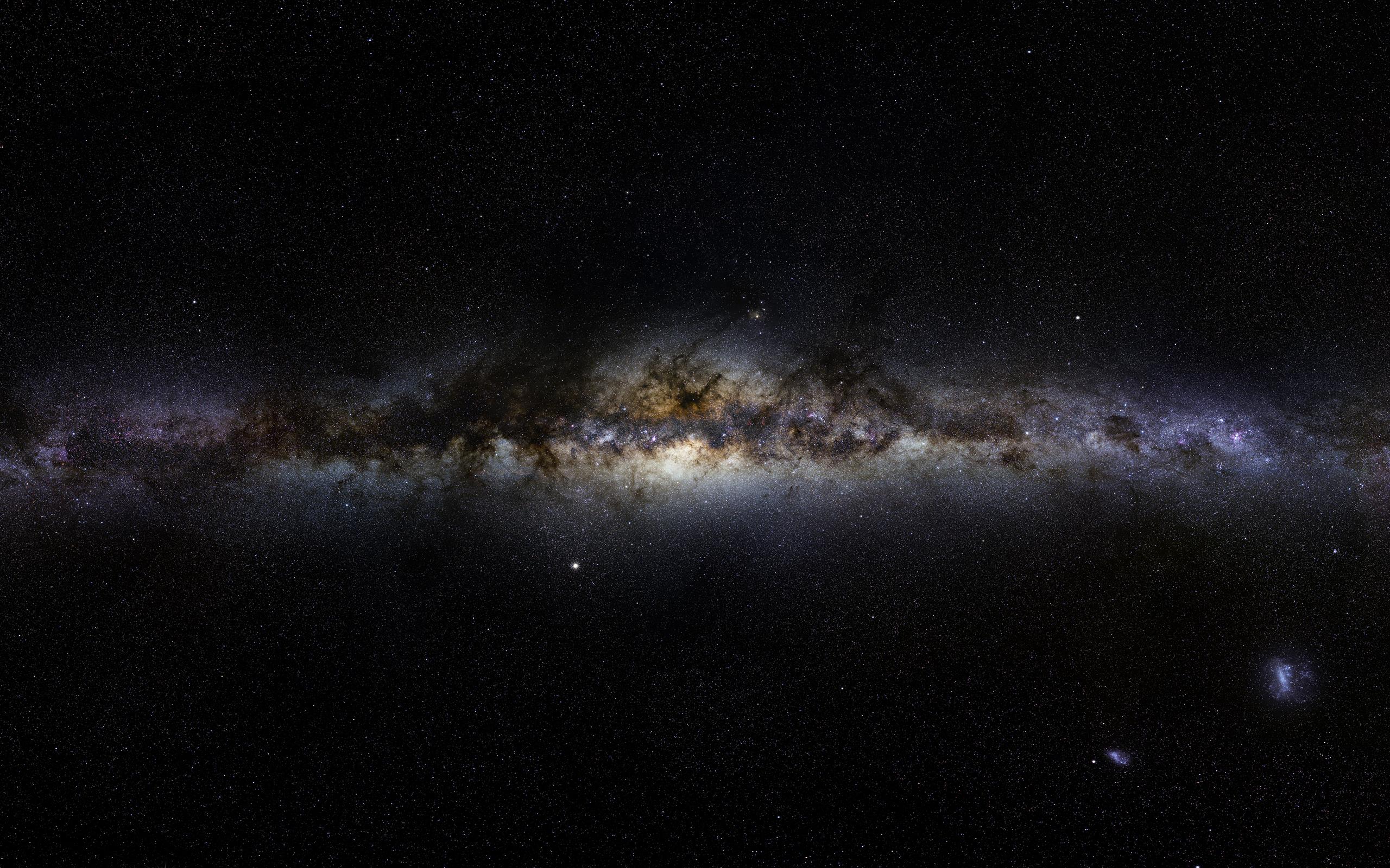 Milky Way Galaxy Wallpapers HD | PixelsTalk Net