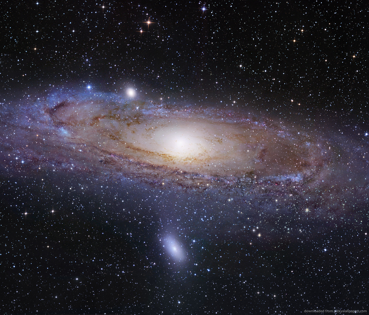 Milky Way Galaxy Background - WallpaperSafari