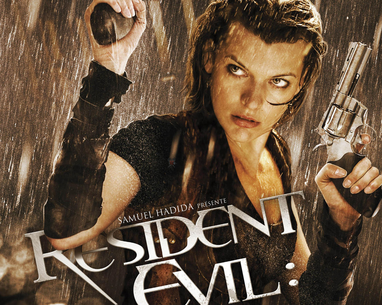 Wallpapers Resident Evil - Movies Resident Evil 4: Afterlife Milla