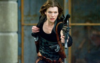 384 Milla Jovovich HD Wallpapers | Backgrounds - Wallpaper Abyss