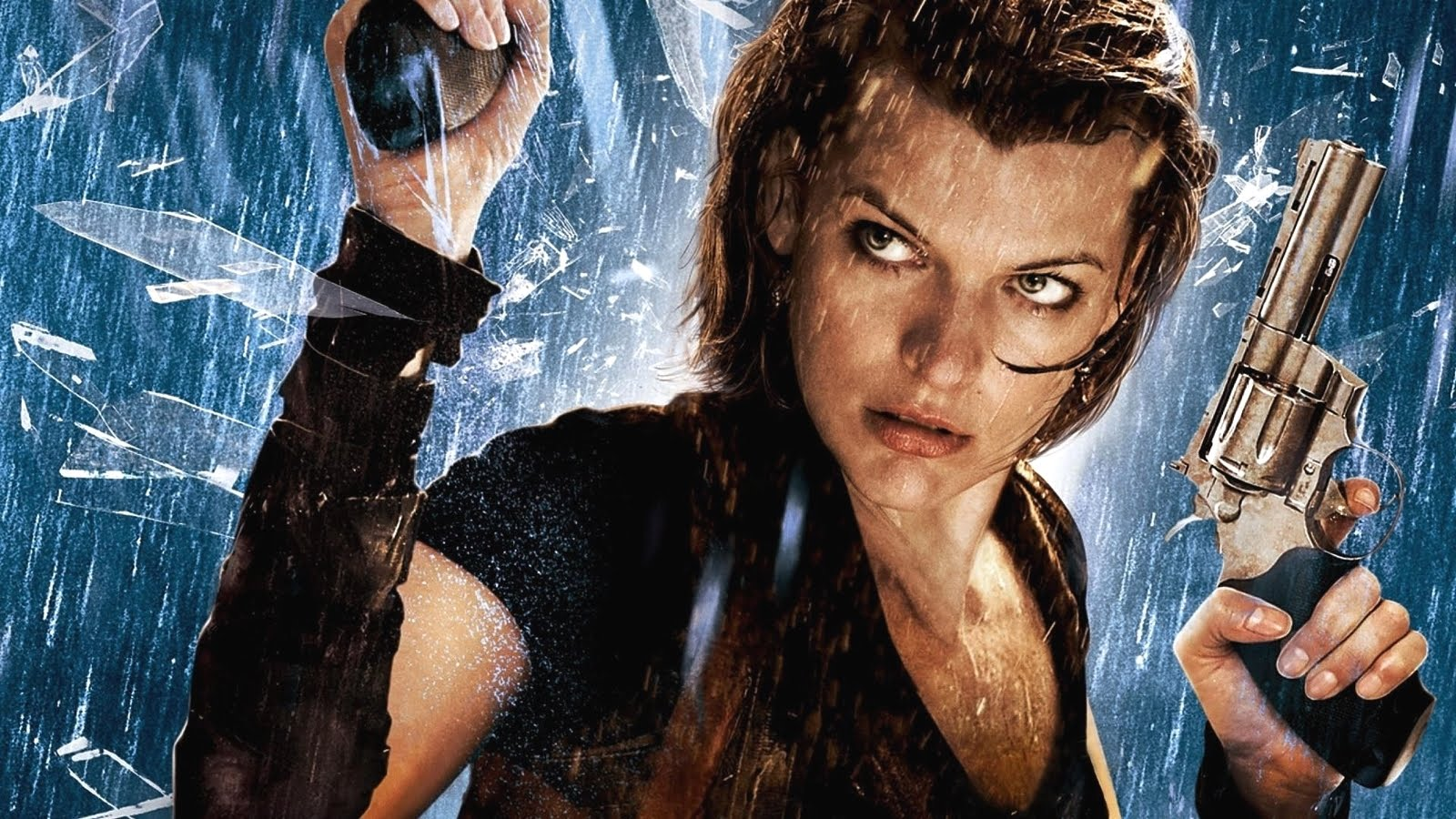 Resident Evil Movie Wallpapers Group (82+)