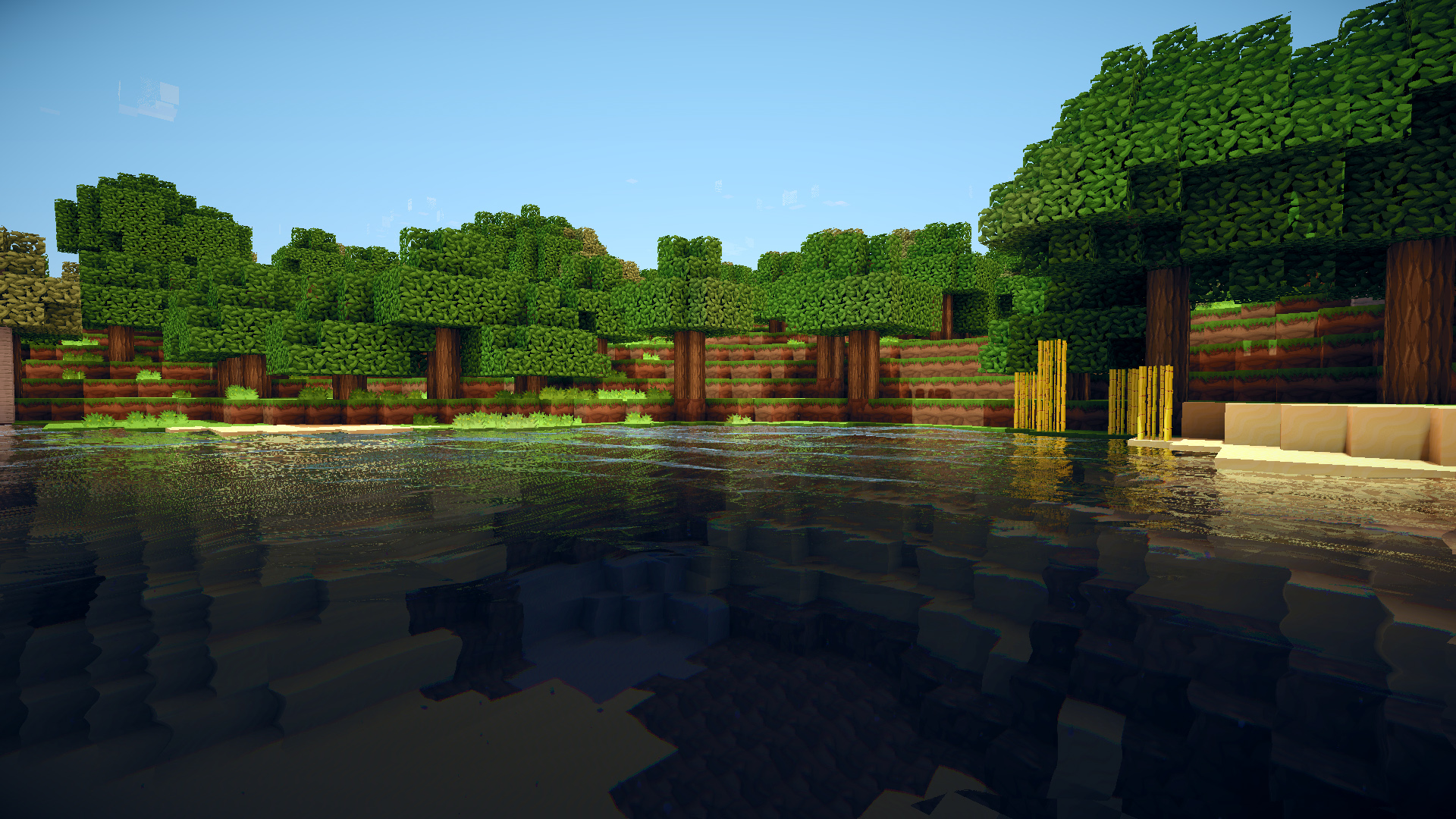 Minecraft Background Images Page 1