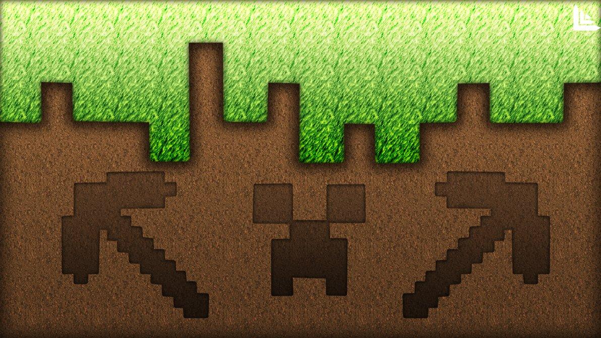 Minecraft Background #1 by Deathassassin05 on DeviantArt