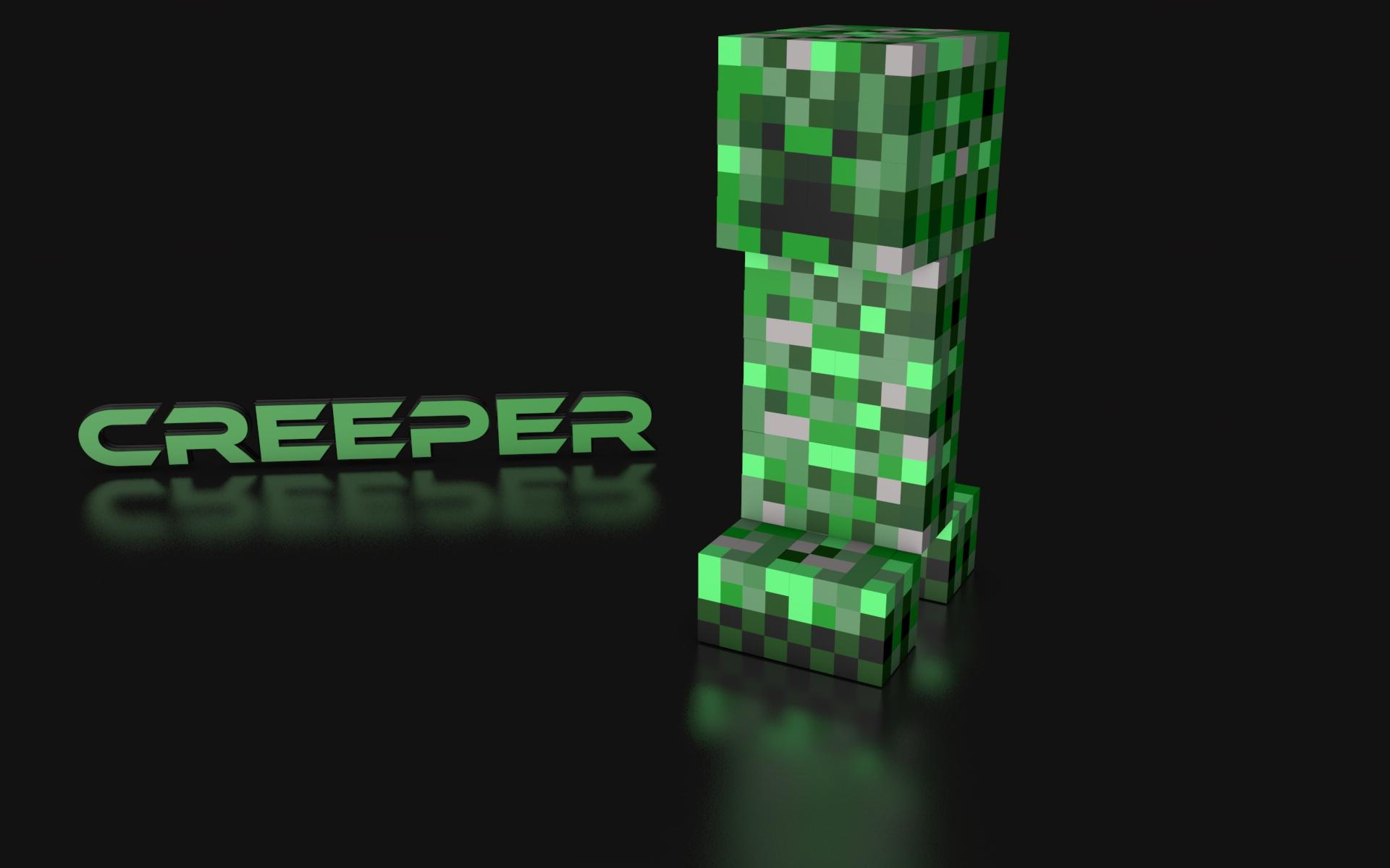 Best Wallpaper Minecraft Phone - minecraft-creeper-wallpapers-21  HD_452125.jpg
