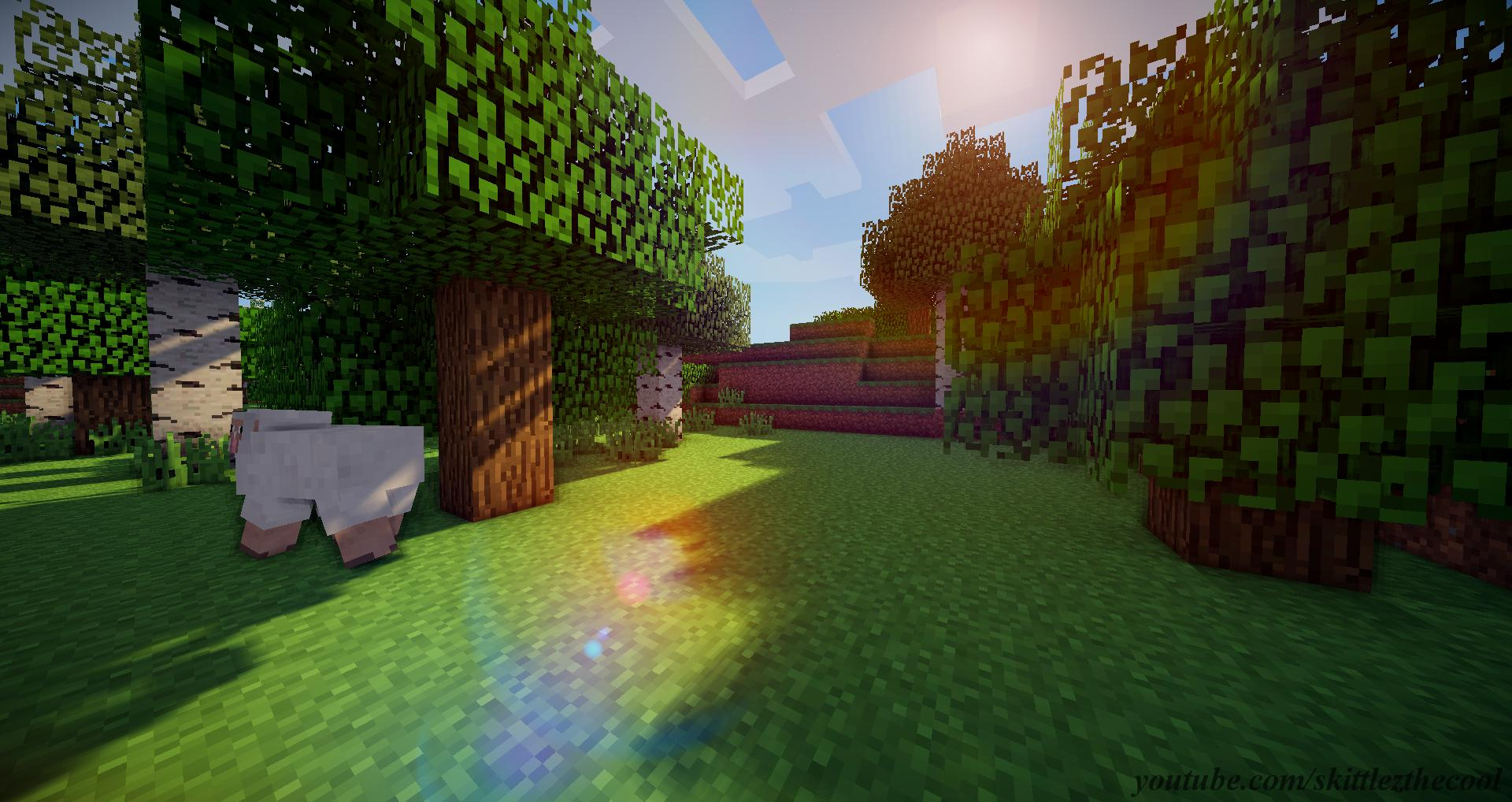 Simple Wallpaper Minecraft Plain - minecraft-scenery-wallpaper-19  Perfect Image Reference_123128.jpg