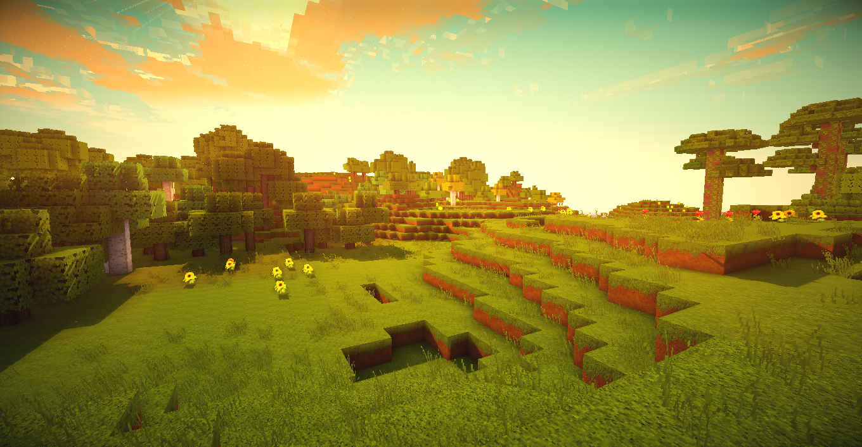 Popular Wallpaper Minecraft Landscape - minecraft-scenery-wallpaper-30  Pictures_932773.jpg
