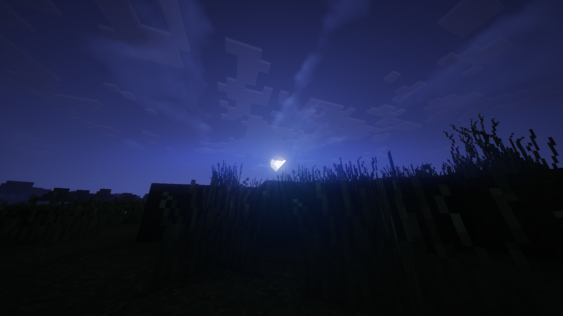 Cool Wallpaper Minecraft 1080p - minecraft-shaders-background-18  Gallery_93785.jpg