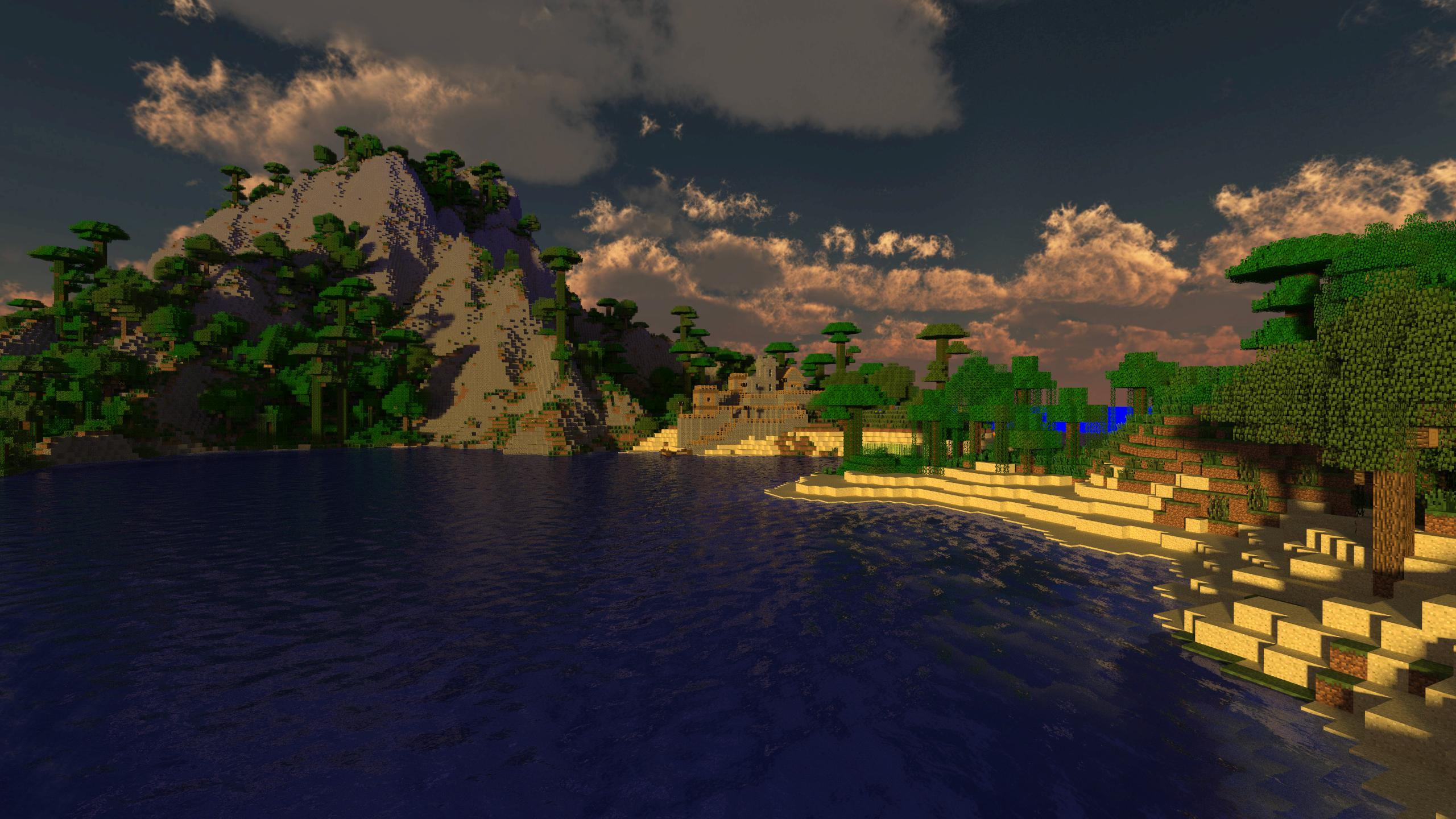 Minecraft Wallpapers 2560x1440 Group 86
