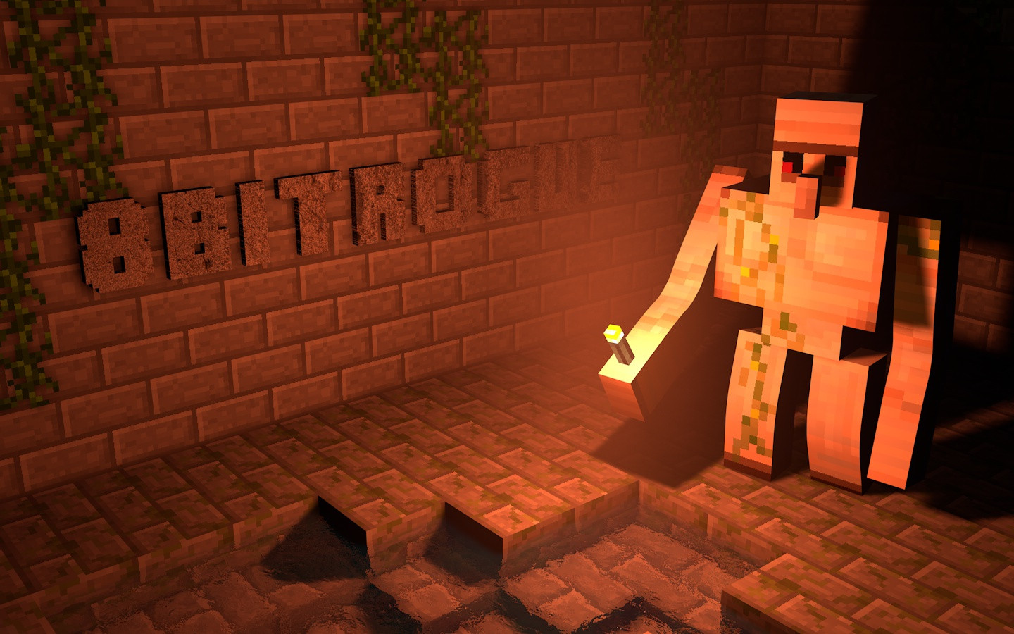 Making you a free minecraft wallpaper! :-) - Art Shops - Shops and