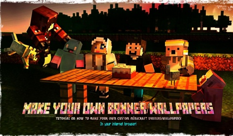 Collection of Custom Minecraft Wallpaper on HDWallpapers