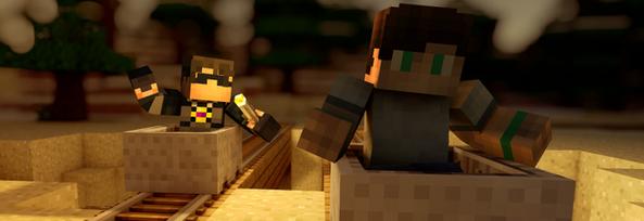 Make yourself a cute Minecraft Wallpaper